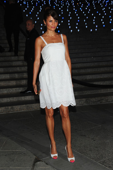 More Pics of Helena Christensen Day Dress (1 of 2) - Helena Christensen Lookbook - StyleBistro
