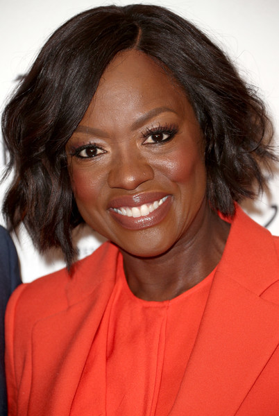 More Pics of Viola Davis Pantsuit (1 of 4) - Viola Davis Lookbook - StyleBistro