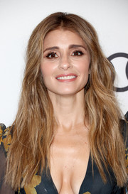 Shiri Appleby was a boho babe with her center-parted 'do at Variety's Power of Women event.