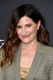 Kathryn Hahn attended Variety's Power of Women Los Angeles event wearing her usual piecey waves.