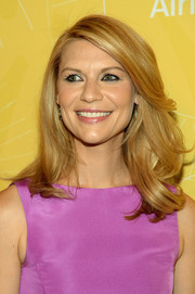 Claire Danes was gorgeously coiffed with this gently wavy 'do at the Variety Power of Women event.