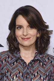 Tina Fey looked oh-so-sweet with her perfectly styled feathery 'do at Variety's Power of Women: New York.