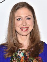 Chelsea Clinton attended the Variety Power of Women event sporting a bouncy layered cut.