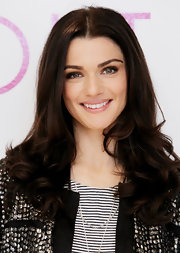 Rachel Weisz's signature chocolate locks looked soft and sleek at the 2010 Toronto Film Festival.