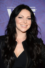 Laura Prepon wore her hair down in flowing waves during the Variety and Women in Film Emmy nominee celebration.