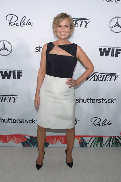 Melora Hardin at Variety and Women in Film's Pre-Emmy Celebration