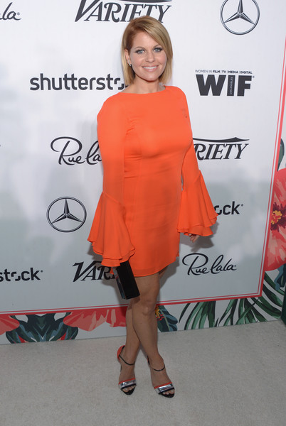 Candace Cameron Bure at Variety and Women in Film's Pre-Emmy Celebration