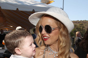 Rachel Zoe and Skylar Berman Photo
