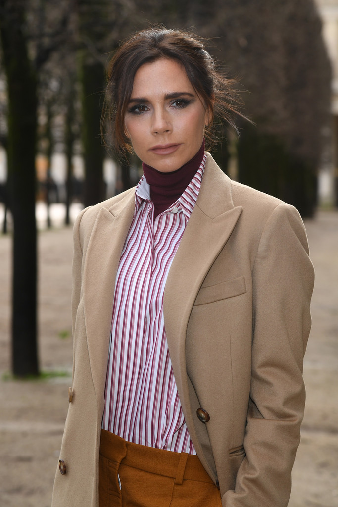 Victoria Beckham Clothes Looks