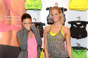 Adriana Lima and Erin Heatherton Photo