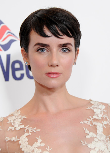 Victoria Summer Pixie [red carpet,hair,face,eyebrow,hairstyle,skin,lip,shoulder,chin,beauty,head,victoria summer,california,los angeles,fairmont hotel,britweek,10th anniversary vip reception,10th anniversary vip reception gala]