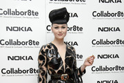 Viktoria Modesta Fitted Blouse