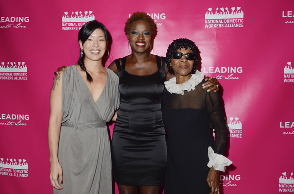 National Domestic Workers Alliance Honors Viola Davis And Cicely Tyson In DC