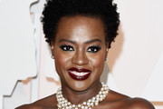 Viola Davis Gemstone Chandelier Necklace