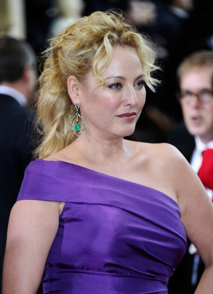 Virginia Madsen Ponytail