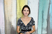 Virginie Ledoyen Print Dress