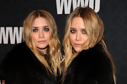 The Olsen twins are the queens of the smoky eye look.