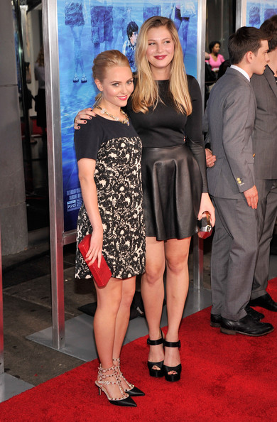 More Pics of AnnaSophia Robb Studded Heels  (2 of 17) - AnnaSophia Robb Lookbook - StyleBistro