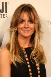 Cressida Bonas looked fabulous wearing this feathered flip at the Weinstein Company and Netflix Golden Globes party.
