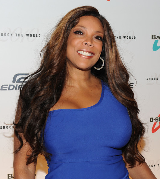 Wendy Williams Long Curls