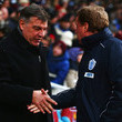Sam Allardyce and Harry Redknapp