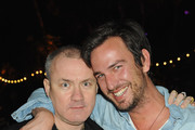 Damien Hirst and Markus Anderson Photo