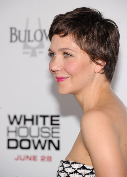 More Pics of Maggie Gyllenhaal Pixie (11 of 13) - Short Hairstyles ...
