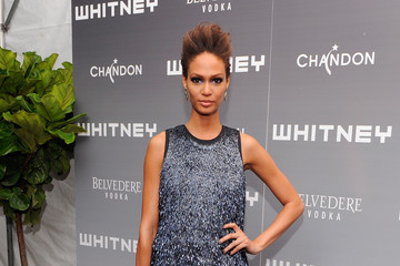 Joan Smalls' 10 Fiercest Off-Duty Looks