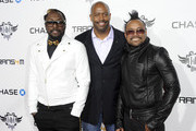 will.i.am and apl.de.ap Photo