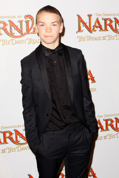Will Poulter Men's Suit