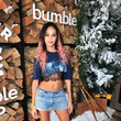 Joan Smalls at Winter Bumbleland