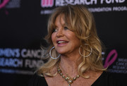 Goldie Hawn attended the Unforgettable Evening gala wearing her signature tousled waves.