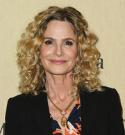 Kyra Sedgwick sported her signature curls at the 2019 Women in Film Gala.