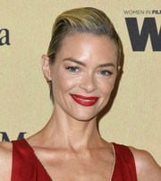 Jaime King rocked a short side-parted 'do with a pompadour top at the 2019 Women in Film Gala.