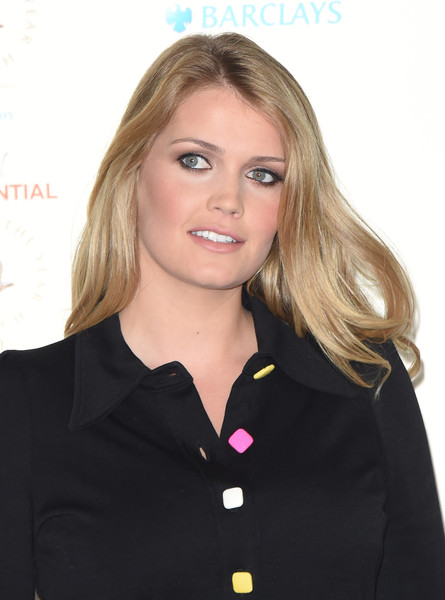 More Pics of Kitty Spencer Shirtdress (1 of 4) - Dresses & Skirts Lookbook - StyleBistro [hair,face,blond,hairstyle,eyebrow,beauty,lip,long hair,brown hair,official,arrivals,kitty spencer,awards,england,london,intercontinental park lane hotel,women of the year lunch awards,lunch,women of the year]