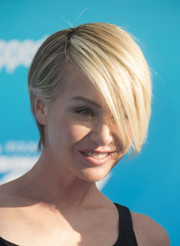 Portia de Rossi looked cool with her short scene cut at the world premiere of 'Finding Dory.'