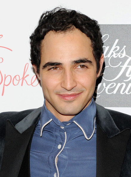 Zac Posen Short Curls