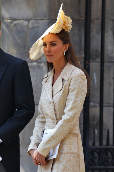 More Pics Of Kate Middleton Decorative Hat 43 Of 70