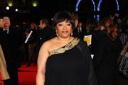 Zindzi Mandela One Shoulder Dress