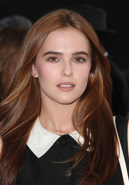 Zoey Deutch Sterling Studs [hair,face,hairstyle,eyebrow,blond,brown hair,long hair,beauty,lip,chin,arrivals,zoey deutch,wolk morais,wolk morais debut resort,debut resort,los angeles,california,michael kohn gallery,collection fashion show,pre-fall collection fashion show]