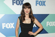 Zooey Deschanel Little Black Dress