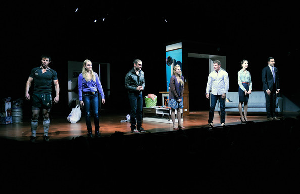 """Really, Really"" Opening Night - Arrivals And Curtain Call"