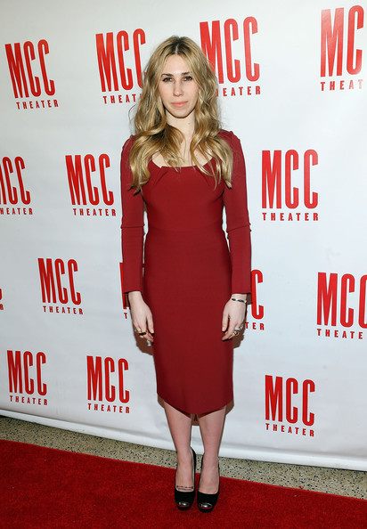 Zosia Mamet Cocktail Dress