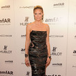 In Roberto Cavalli At The 2012 amfAR New York Gala