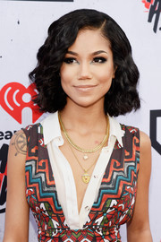 Jhene Aiko was such a cutie at the iHeartRadio Music Awards wearing this curled-out bob.