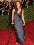 Who was best dressed at the 2012 Met Ball?