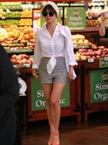 Which Celebrity Wore the Best Short Shorts?
