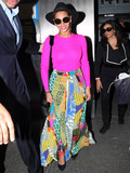 Who looks best in tropical brights?