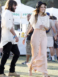 Which Celebrity Rocked the Best Look at Coachella?