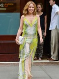 Which Celebrity Wore the Best Maxi Dress?